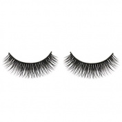 Eyelashes,Rawdah 1Pair False Eyelashes Natural Beauty Dense