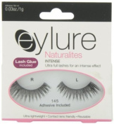 Eylure Naturalite Strip Lashes No. 145 (Intense) by Fixbub