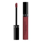 Sephora - Rouge velouté sans transfert Cream lip stain - 24 Burnt Sienna