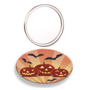 Pumpkins Halloween Pocket Vanity Mirror - Mad Beauty