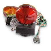 Trailer light, 12V Magnetic Towing Light Kit 24 Multi-Function