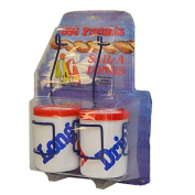 S & J Products Boat Cup Holders Sail-A-Longs 960002 | Styrofoam