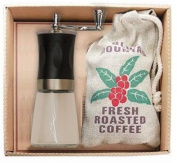 Coffee gift set - 2 pieces - Coffee Maker - Coffee Maker - 50 g Jamaica blue Montain