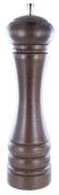 Marlux 21cm Beechwood Pepper Mill, Chocolate