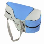 CTK Premium Skate Bag-Waterproof Skate Tote with Adjustable Shoulder Straps