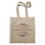 I can. Therefore I am Novelty Tote bag r68r