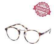 LifeArt Blue Light Blocking Glasses with Transparent Lens(UV Filter),Computer Glasses/Gaming Glasses for Anti Eyestrain(Better Sleep),Reading Glasses for Men/Women,+1.50,Golden