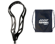East Coast Dyes Mirage Unstrung Lacrosse Head + 1 Performall Sports Drawstring Bag