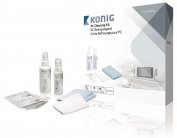 Royal TVCCK100 Complete PC All In 1 Cleaning Kit with Liquid with Drip Collar