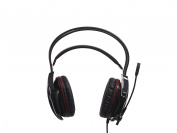 GAMDIAS Eros V2 (USB) Headphones for Players of Virtual 7.1 Surround (PS4, Xbox One) Microphone - Black