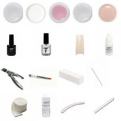 Nded UV Gel - Complete Installation Kit without Lamp