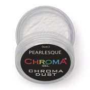 Chroma Dust No.3 Pearlesque Chrome Powder - Mirror Nails 2g