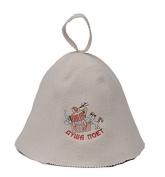 Saunahut Felt Hat CAP Hat 5177-1166 Saunamütze for Sauna
