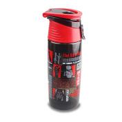 STAR WARS DESTINY CHILDRENS licenced TRITAN FLIP TOP WATER DRINKS BOTTLES BPA FREE STRAW