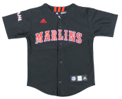 MLB Miami Marlins Toddler Jersey By Adidas