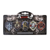 Alchemy 5 Pack Standard Dart Flight Assortment - VALUE PACK