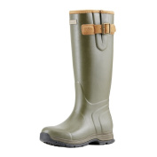 Ariat Womens Burford Inulated Wellington Boot - Olive Green +FREE Ariat Jute Bag