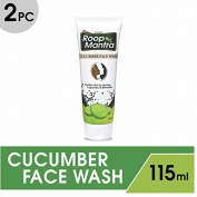 Roop Mantra Herbal Cucumber Face Wash 115ml