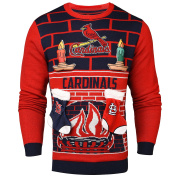 MLB 3D Ugly Sweater
