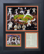 MLB San Francisco Giants 2014 World Series Champions Legends Never Die Framed Photo Collage