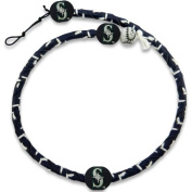 MLB Team Colour Frozen Rope Baseball Necklace