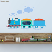 Thomas the Tank engine wall sticker pack (Regular size) | Official Thomas & Friends wall stickers range