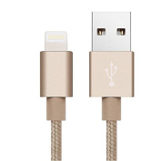 iPhone Charger, Nylon Braided USB iPhone Cable with Lightning Connector [Apple Certified] FAST Charging Ultra-High Lifespan Sync and Charge Cable for iPhone 7/7 Plus 6/ 6 Plus/ 6s, iPad Air 2, iPad Pro and More