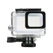KOBWA 45M Underwater Waterproof Diving Housing Protective Case Cover for GoPro Hero 5 Outside Sport Action Camera