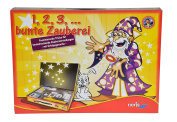 "Noris ""1,2,3, Varied Magic Show"" Magic Kit"
