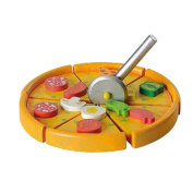 Beluga Pizza with Accessories Toy