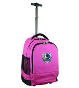 NBA Expedition Wheeled Backpack, 48cm , Pink