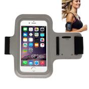 Sports Armband, Morris Water Resistand Key Holder Card Holder Sport Armband for Smartphones iPhone 7, 7 Plus, 6, 6 Plus, 6S, 5, 5S, 4, 4S, Galaxy S3, S4 + Key Holder, Water Resistant