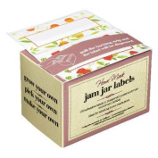 Kitchen Craft Preserve Jar Labels, Roll of One Hundred,