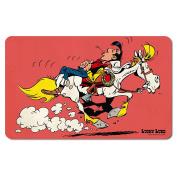 Lucky Luke - Riding On Jolly Jumper Breakfast board - chopping board - multicoloured - Licenced original design - LOGOSHIRT