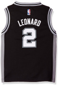 NBA Boys 4-7 San Antonio Spurs Leonard Away Replica jersey
