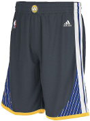 Golden State Warriors Carbon Swingman Shorts By Adidas