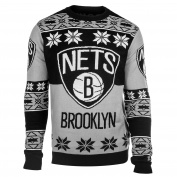 NBA Big Logo Ugly Crew Neck Sweater