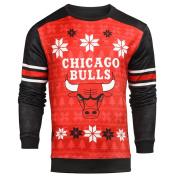 NBA Men's Printed Ugly Sweater, Multiple Teams