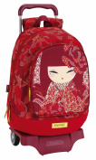 Safta School Backpack, red (red) - 077595