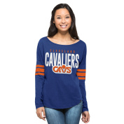 NBA Women's '47 Courtside Long Sleeve Tee