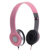 CandyQ Colourful Noise Cancelling Headphone Earphone Headset Stereophone For iPod Laptop MP3/4 PC Tablet
