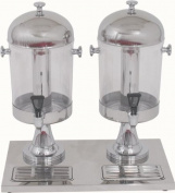 What 9930285 Juice Dispenser, 2 x 8.5 l