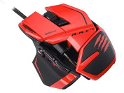 Mad Catz R.A.T. TE Tornament Edition Gaming Mouse Red