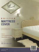 La Mart Quilted Mattress Cover