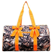 Quilted Camo Duffle Bag