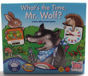 Orchard Toys What's the Time, Mr Wolf