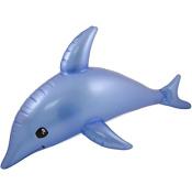 Inflatable Dolphin 80cm Beach Seaside Sea