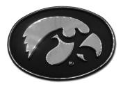 NCAA Premier Chrome Metal Auto Emblem