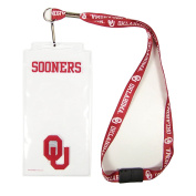 NCAA Credential Holder with Lanyard