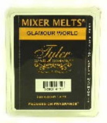 GLAMOUR WORLD Fragrance Scented Wax Mixer Melts by Tyler Candles